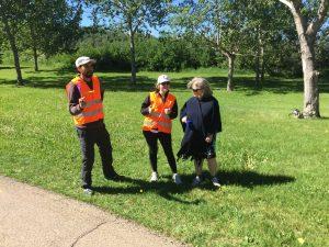 Hope Mission Action Run Volunteering