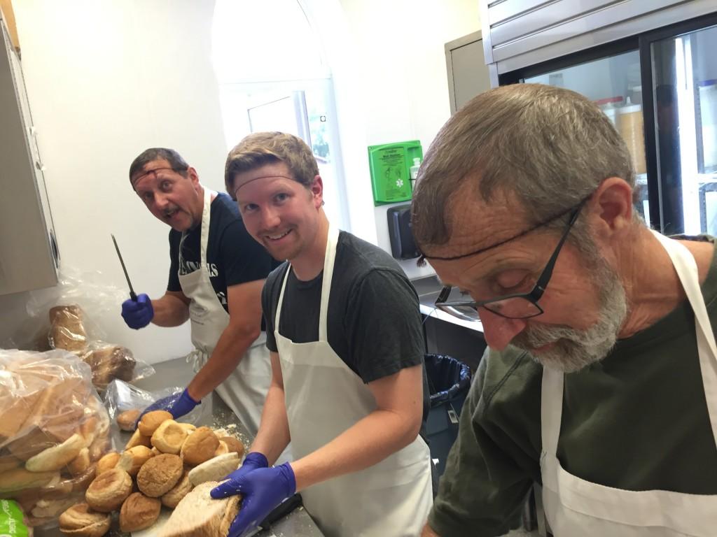 Mustard Seed 2016 Volunteering