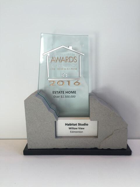 CHBA Alberta Award Best Estate Home