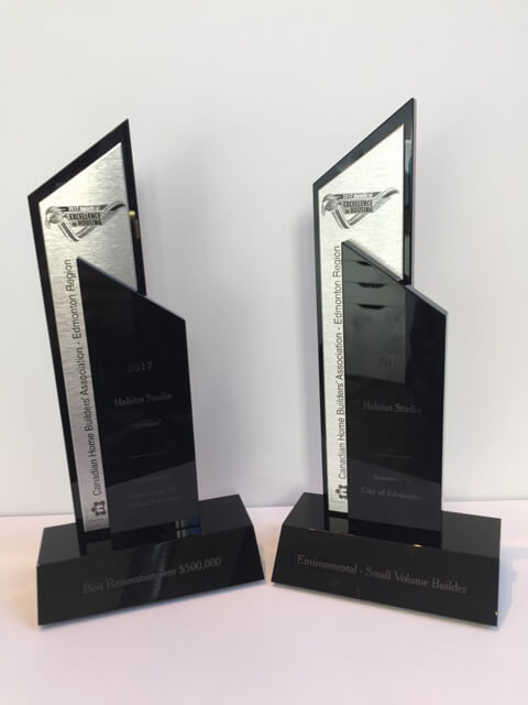 CHBA Environmental Recognition Award 2017