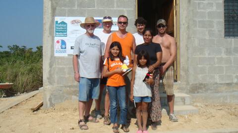 Habitat Studio Team in El Salvador 2011