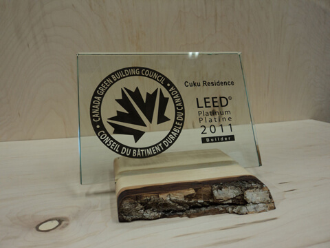 LEED Certification 2011