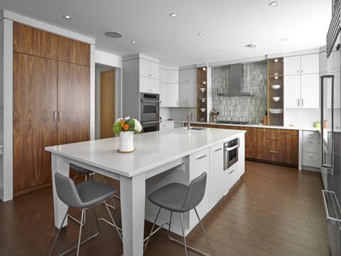 Residential New Build Tomato Kitchen Design Awards