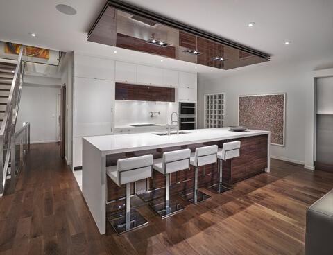 Tomato Kitchen Design New Build 2017